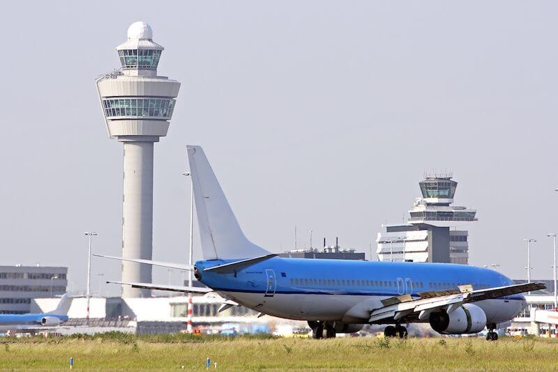 Goedkoop Schiphol vervoer van en naar Schiphol